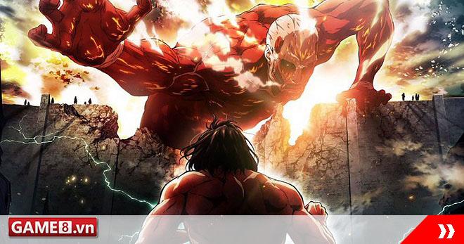 Hollywood chuẩn bị làm phim Attack on Titan phiên bản người thật đóng