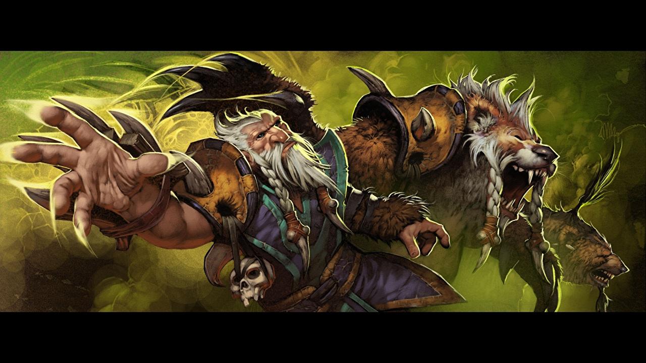 Dota 2 - Đánh Lone Druid phong cách mới như gosu