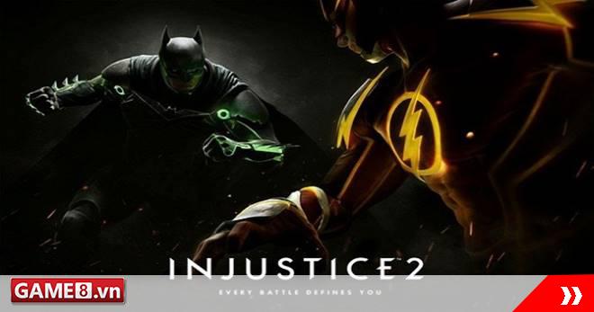 Injustice 2 tung trailer cốt truyện và thông tin chi tiết về phiên bản Special Edition