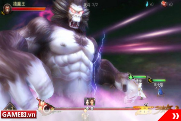 Tây Du Giáng Ma Thiên 3D - tựa game hiếm hoi về Tây Du Ký của cha đẻ Võ Lâm Truyền Kỳ