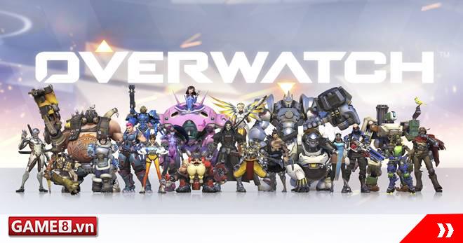 Game thủ sẽ được tham gia event tết âm lịch của Overwatch vào tuần sau