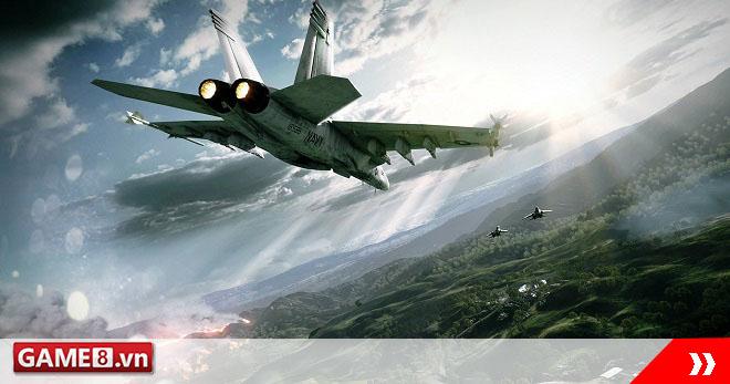 Công ty quốc phòng bị phát hiện xài clip game để quảng cáo máy bay chiến đấu