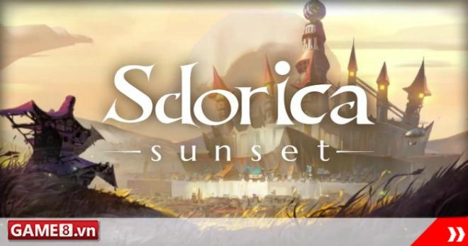 Sdorica - Game RPG giả tưởng trên mobile mới sẽ được giới thiệu tại Taipei Game Show