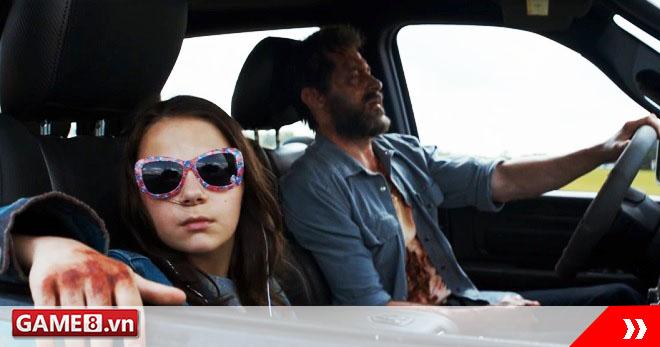 Con gái Wolverine bá đạo chẳng kém cha trong trailer mới của Logan