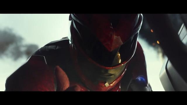 5 anh em siêu nhân xuất hiện cực máu lửa trong trailer mới của Power Rangers