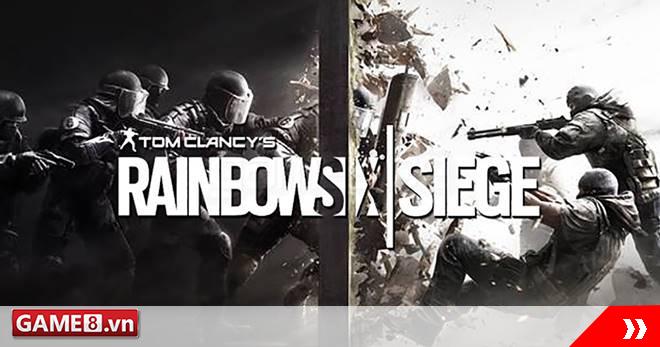 Game thủ Rainbow Six Siege chuẩn bị đón nhận đợt cập nhật lớn đầu tiên của năm 2