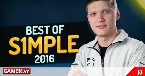 CS:GO - Tổng hợp những tình huống highlights cực chất của ''GOD''' s1mple trong năm 2016
