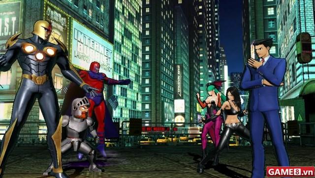 Cuối cùng game đối kháng cực hấp dẫn Ultimate Marvel vs Capcom 3 đã ấn định thời gian ra mắt