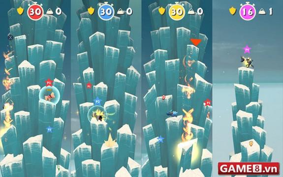 GoatPunks - Tựa game giải trí lên đỉnh cực vui nhộn với những chú dê