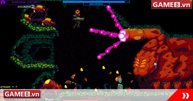 Hive Jump - Game nhập vai bắn súng kinh dị hơn cả Contra