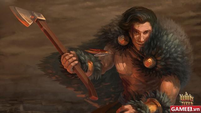 Game online không NPC Wild Terra đã cho phép game thủ toàn cầu chơi thử miễn phí