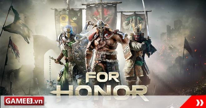 For Honor công bố cấu hình khá dễ thở cho người chơi