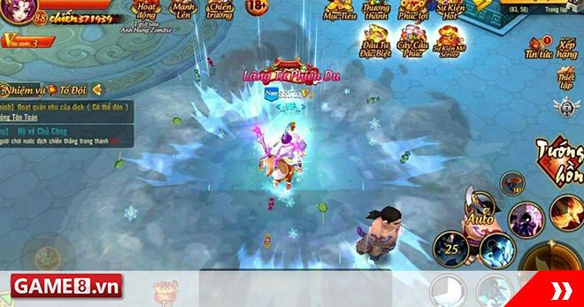 Mộng Bá Vương gửi tặng độc giả Yêu Game 200 giftcode cực giá trị
