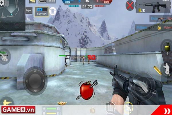 Phục Kích Mobile có phải tựa game FPS dễ chơi cho người mới trải nghiệm?