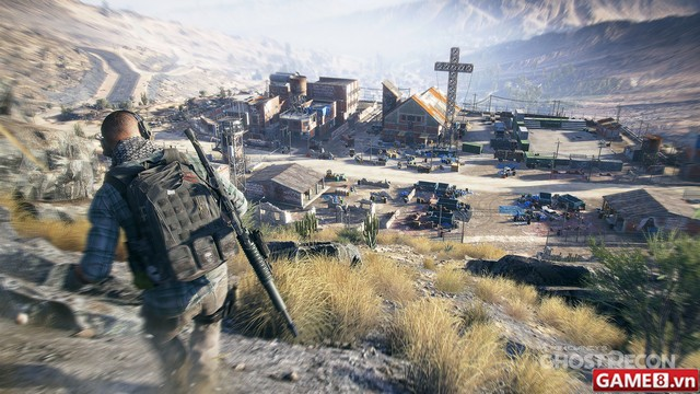 Chiêm ngưỡng 20 phút gameplay cam go đầy kịch tính của Ghost Recon: Wildlands