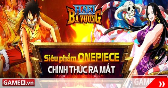 Haki Bá Vương: Cực phẩm mùa Tết nức lòng các fan One Piece