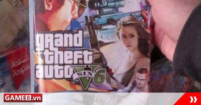 GTA 6 bất ngờ xuất hiện đĩa game đầu tiên trên thế giới