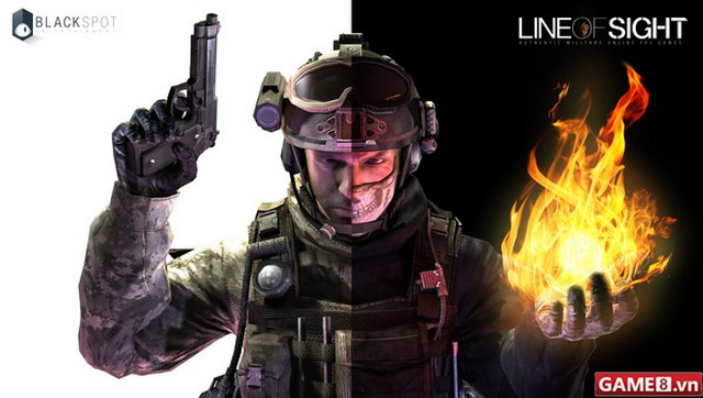 Cái nhìn mới về Line of Sight - Game bắn súng đỉnh cao vừa ra mắt hoàn toàn miễn phí