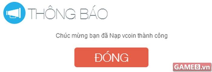 Rủng rỉnh Vcoin – khỏi lo chi phí khi nạp qua Ví điện tử VTC Pay - ảnh 5
