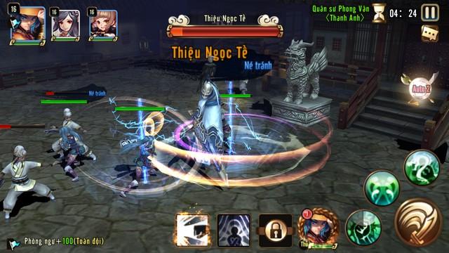 Chơi thử bản việt hóa Võ Lâm VTC trước khi ra mắt game thủ Việt - ảnh 7