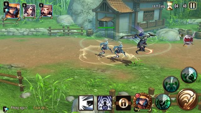 Chơi thử bản việt hóa Võ Lâm VTC trước khi ra mắt game thủ Việt - ảnh 3