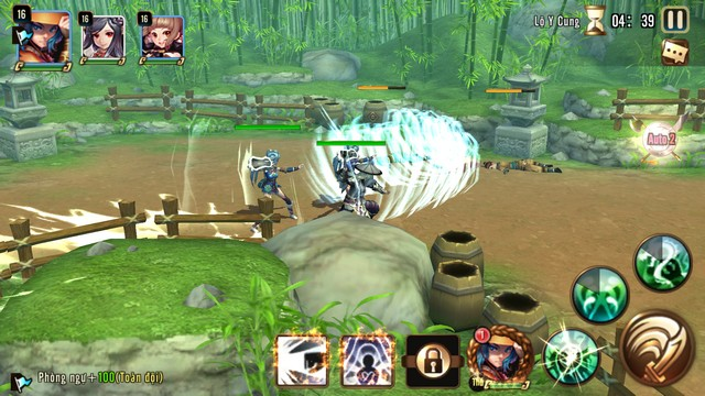 Chơi thử bản việt hóa Võ Lâm VTC trước khi ra mắt game thủ Việt - ảnh 6