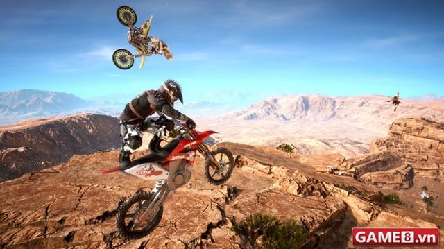 MX Nitro - Trò chơi dành cho những ai đam mê tốc độ và mạo hiểm