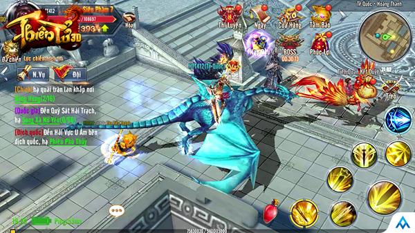 VTC Game xác nhận phát hành bom tấn triệu đô của Snail Game - Thiên Tử 3D, hé lộ ảnh Việt hóa cực chất! - ảnh 3