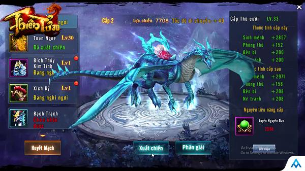 VTC Game xác nhận phát hành bom tấn triệu đô của Snail Game - Thiên Tử 3D, hé lộ ảnh Việt hóa cực chất! - ảnh 10