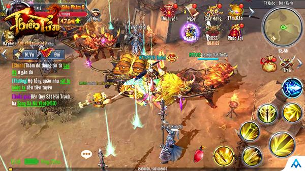 VTC Game xác nhận phát hành bom tấn triệu đô của Snail Game - Thiên Tử 3D, hé lộ ảnh Việt hóa cực chất! - ảnh 9