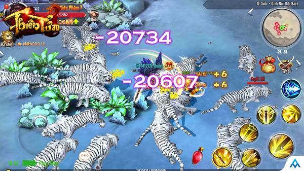 VTC Game xác nhận phát hành bom tấn triệu đô của Snail Game - Thiên Tử 3D, hé lộ ảnh Việt hóa cực chất! - ảnh 8