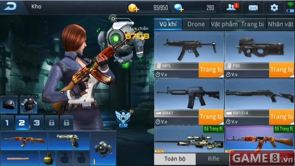 Phục Kích Mobile: AK47 Hellfire và AK47 Blood - Khi sức mạnh không thuộc về chiến binh mang ngọn lửa thần - ảnh 1