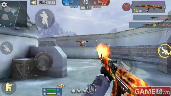 Phục Kích Mobile: AK47 Hellfire và AK47 Blood - Khi sức mạnh không thuộc về chiến binh mang ngọn lửa thần - ảnh 3