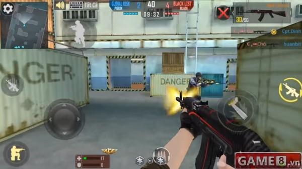 Phục Kích Mobile: AK47 Hellfire và AK47 Blood - Khi sức mạnh không thuộc về chiến binh mang ngọn lửa thần - ảnh 4