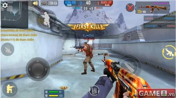 Phục Kích Mobile: AK47 Hellfire và AK47 Blood - Khi sức mạnh không thuộc về chiến binh mang ngọn lửa thần - ảnh 7