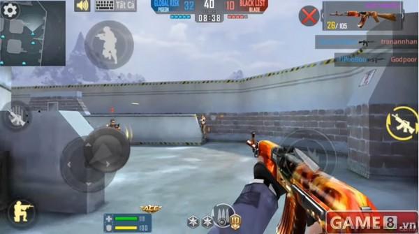 Phục Kích Mobile: AK47 Hellfire và AK47 Blood - Khi sức mạnh không thuộc về chiến binh mang ngọn lửa thần - ảnh 9