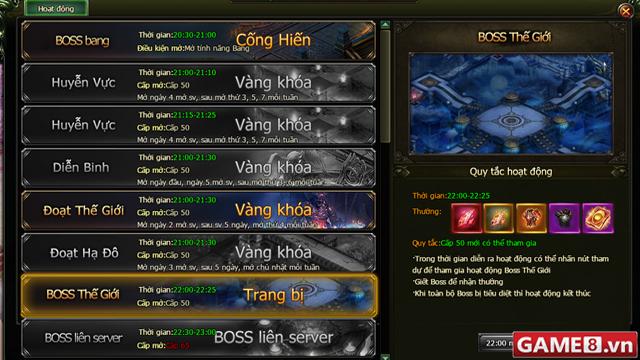 Hệ thống gameplay khiến game thủ không thể nhấc mông ra khỏi Thiên Địa Vô Song - ảnh 11