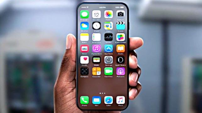 IPhone 8 sẽ loại bỏ nút Home truyền thống, thay bằng Vùng chức năng?