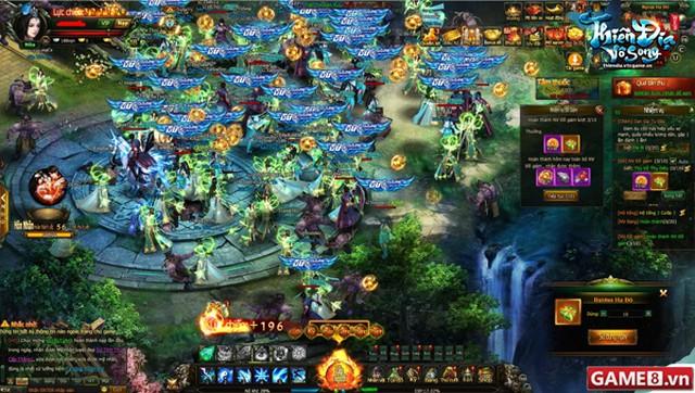 Thiên Địa Vô Song tặng người chơi Giftcode cực khủng, chính thức mở cửa Open Beta
