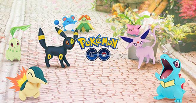 Pokemon GO tung bản cập nhật siêu khủng với hơn 80 loại Pokemon mới