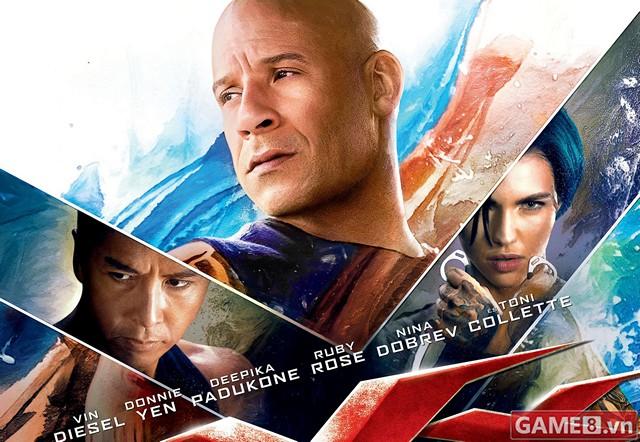 Những chi tiết thú vị đắt giá '' không phải ai cũng biết '' về '' xXx: Return of Xander Cage''