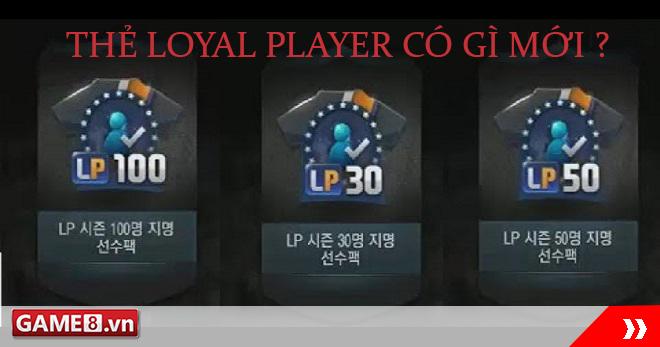 FO3: Thẻ Loyal Player có những gì đặc biệt mà bất kì ai cũng phải nên sở hữu thẻ này ?