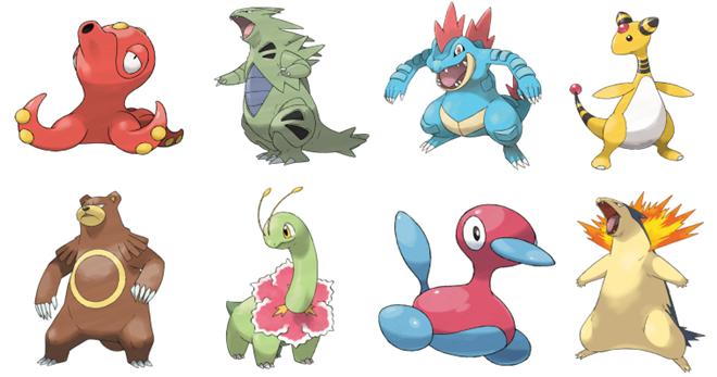 Sẽ có thêm 80 con Pokemon mới được cập nhật vào Pokemon GO