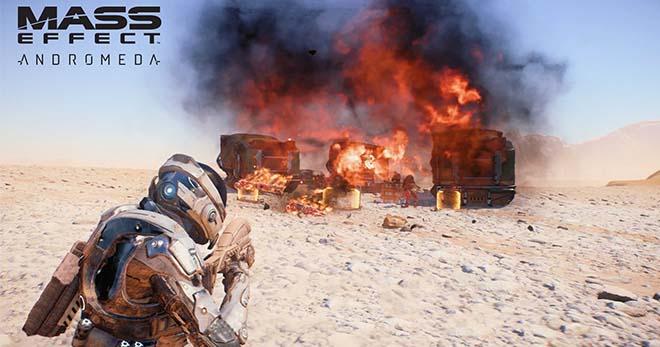 Mass Effect: Andromeda ra mắt gameplay video đầu tiên hé lộ hệ thống chiến đấu cực đỉnh