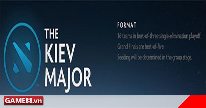 Dota 2 - Kiev Major tiếp tục sử dụng thể thức Được ăn cả Ngã về không