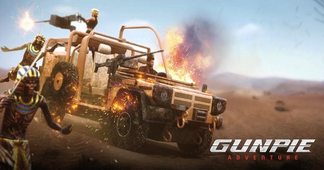 Gunpie Adventure - Game mobile bắn súng mới chính thức ra mắt