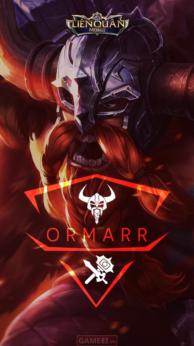 Liên Quân Mobile: Hướng dẫn chơi tướng Ormarr theo vai trò Trợ Thủ