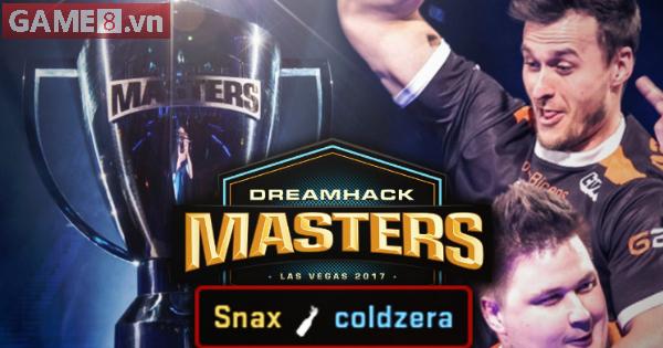 CS:GO - Những pha xử lý hay nhất trong ngày thi đấu cuối cùng của DreamHack Masters Las Vegas 2017