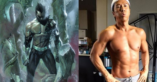 Chân Tử Đan có thể tham gia phim siêu anh hùng Marvel