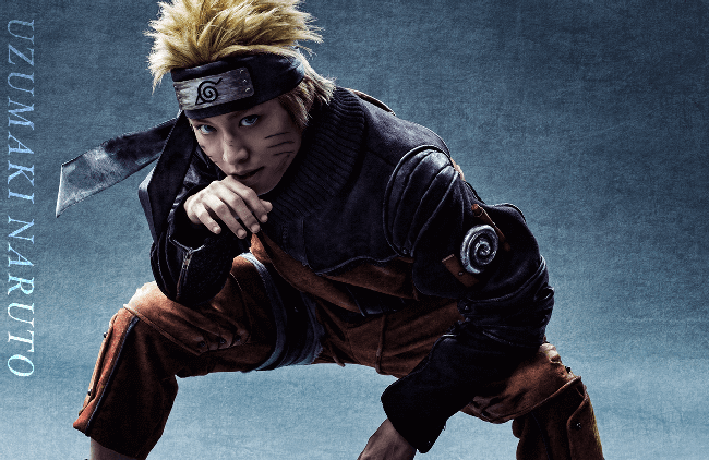 Ngất ngây với tạo hình nhân vật cực ngầu của Naruto Live-Spectacle 2017